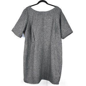 Junarose Grey Dress 18